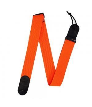 """Ремень для гитары """"Armadil"""" X-201 (оранжевый)"""