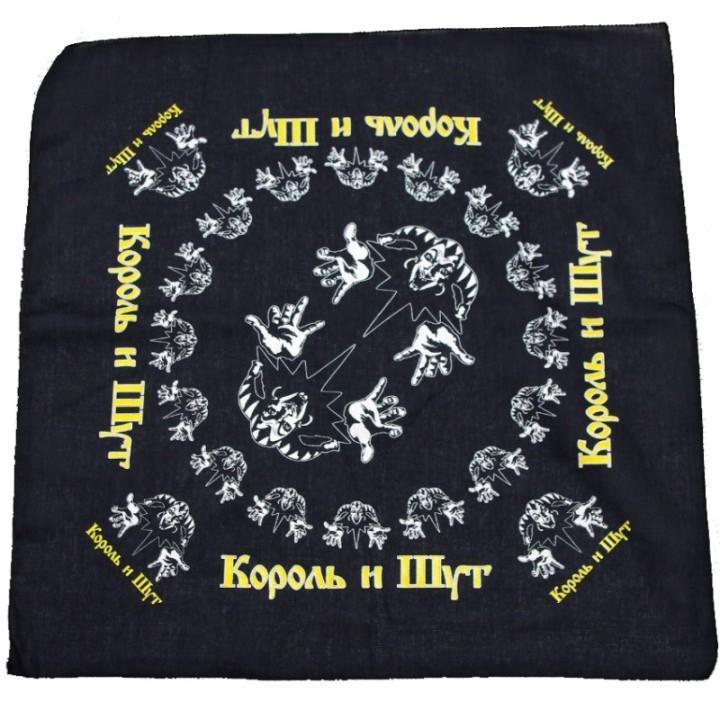 """Бандана """"Король и Шут"""" (1806)"""