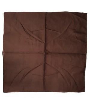 Бандана коричневая