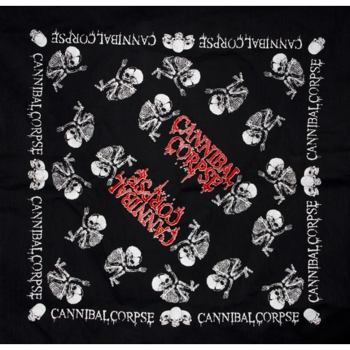 "Бандана ""Cannibal Corpse"" (1787)"