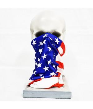 """Бандана-труба """"Флаг США (USA)"""""""