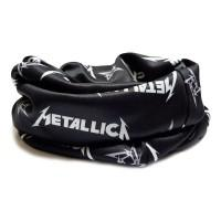 "Бандана-труба ""Metallica"""