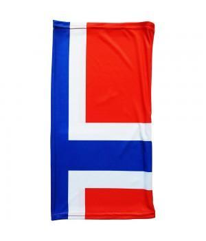 """Бандана-труба """"Флаг Норвегии"""""""