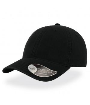 Бейсболка черная DYNAMIC