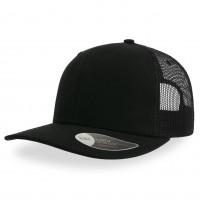 Бейсболка с сеткой черная SONIC