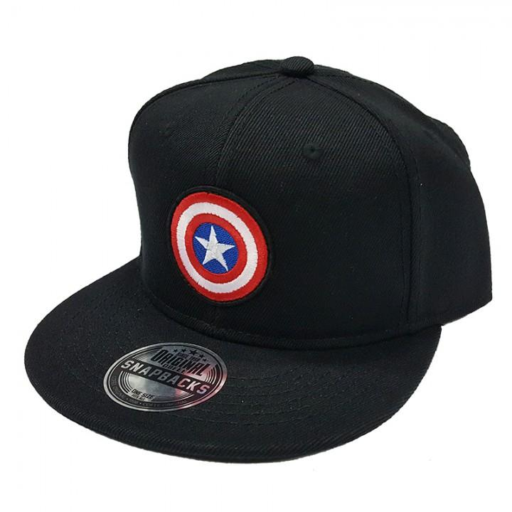 "Бейсболка ""Captain America (Капитан Америка)"""