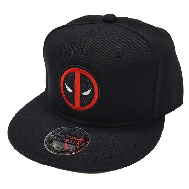 "Бейсболка ""Deadpool (Дэдпул)"""