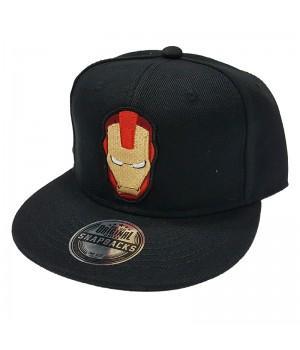 """Бейсболка """"Iron Man (Железный человек)"""""""