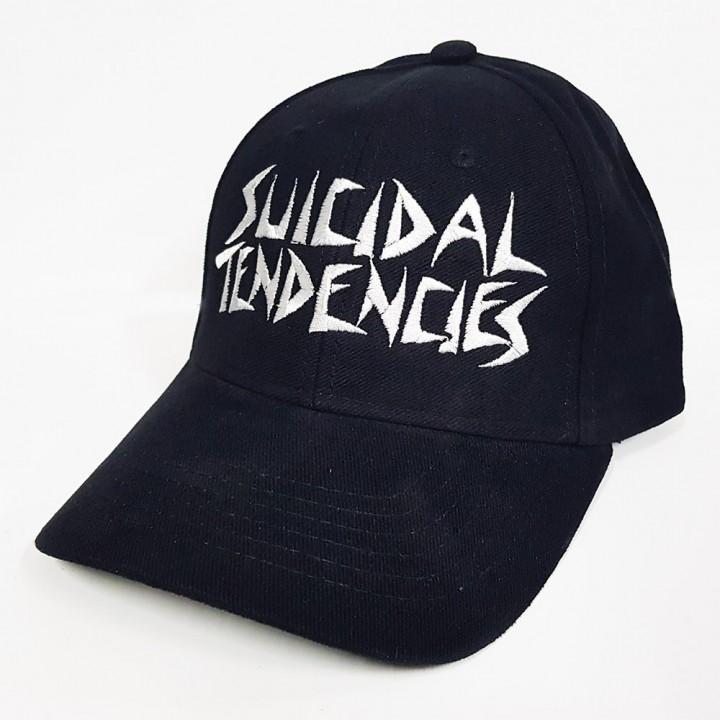 """Бейсболка """"Suicidal Tendencies"""" (12855)"""