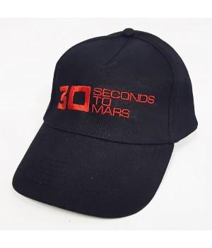 "Бейсболка ""30 Seconds To Mars"""