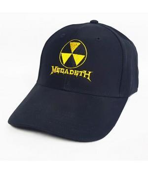 "Бейсболка ""Megadeth"""