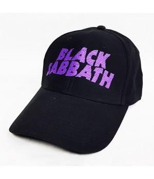 "Бейсболка ""Black Sabbath"""
