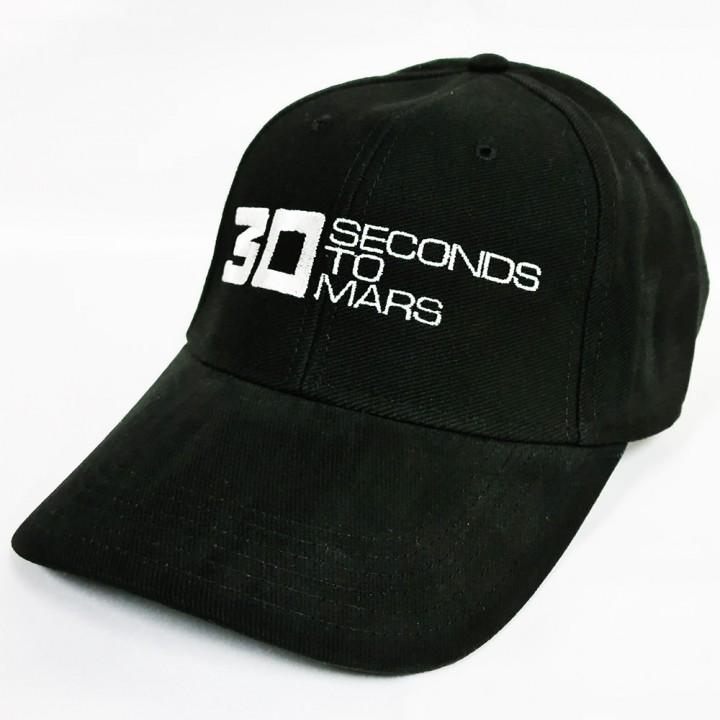 "Бейсболка ""30 Seconds To Mars"""