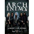 Arch Enemy 14 июля 2019 Клуб «RE:PUBLIC» Минск