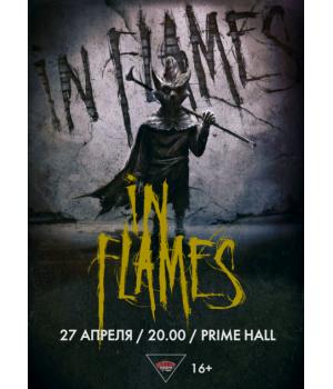 In Flames 27 апреля 2019 «Prime Hall» Минск