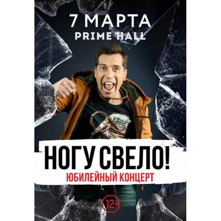 Ногу свело в Минске (фирменный билет)