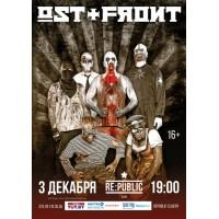 Ost+Front 3 декабря 2019 Клуб «RE:PUBLIC» Минск