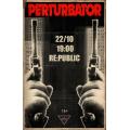 Perturbator 22 октября 2019 Клуб «RE:PUBLIC» Минск