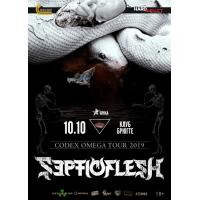 Septicflesh 10 октября 2019 Клуб «Брюгге» Минск