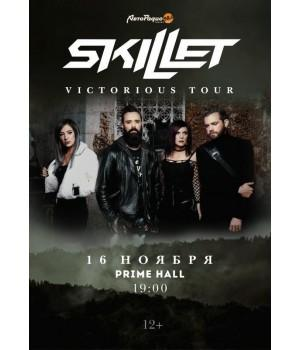 Skillet 16 ноября 2019 «Prime Hall» Минск