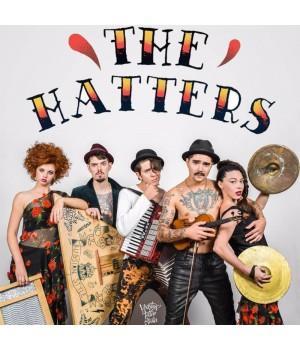 The Hatters 29 апреля 2019 Клуб «RE:PUBLIC» Минск (фирменный билет) Столик