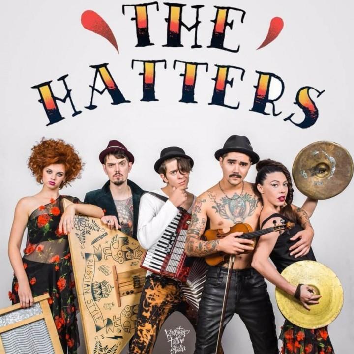 The Hatters в Минске (фирменный билет) Танцпол