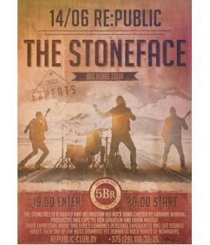 The Stoneface 14 июня 2019 Клуб «RE:PUBLIC» Минск