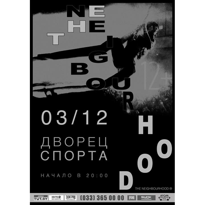 The Neighbourhood в Минске