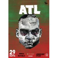 "ATL 18 июня 2020 Клуб ""RE:PUBLIC"" Минск"