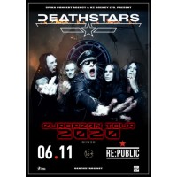 Deathstars 6 ноября 2020 Клуб «RE:PUBLIC» Минск