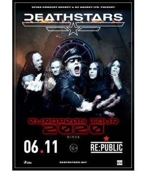 Deathstars 11 сентября 2021 Клуб «RE:PUBLIC» Минск