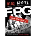 F.P.G. 1 марта 2020 Клуб «Брюгге» Минск (фирменный билет)