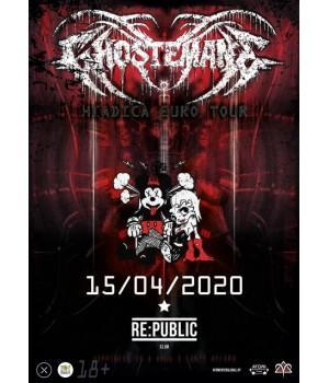 Ghostemane 15 апреля 2020 Клуб «RE:PUBLIC» Минск
