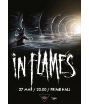 In Flames 27 мая 2020 «Prime Hall» Минск
