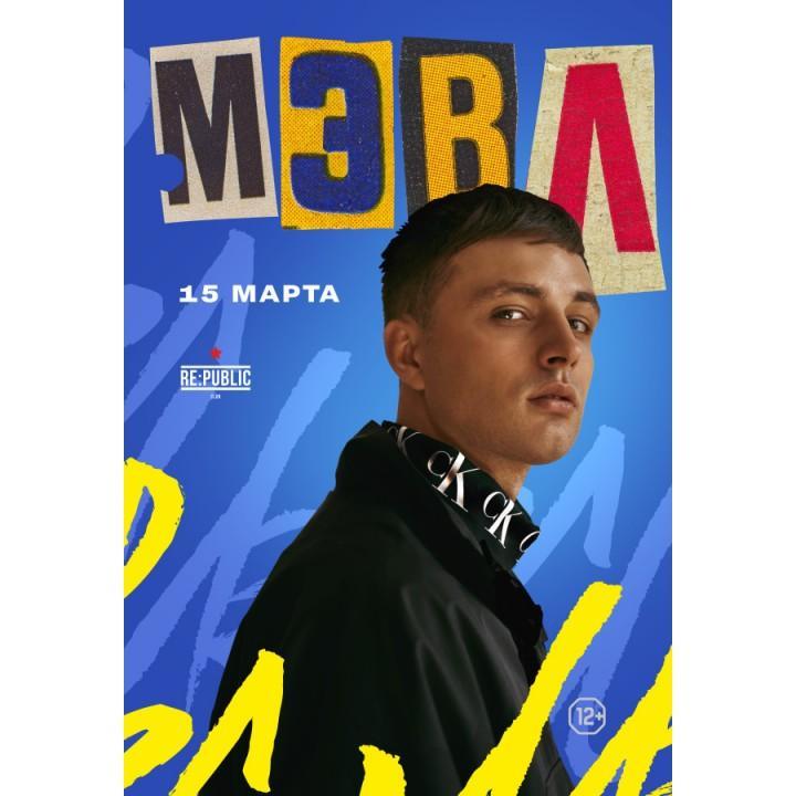МЭВЛ в Минске (фирменный билет)