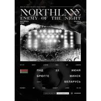 Northlane 22 июня 2020 Клуб «Брюгге» Минск