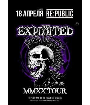 The Exploited 26 сентября 2020 Клуб «RE:PUBLIC» Минск