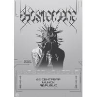 Ghostemane 21 сентября 2021 Клуб «RE:PUBLIC» Минск