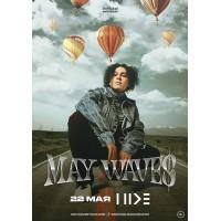 May Wave$ 22 мая 2021 Клуб «RE:PUBLIC» Минск