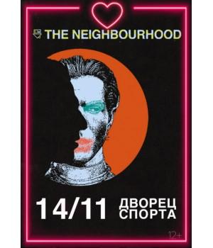 The Neighbourhood 14 ноября 2021 Дворец Спорта Минск