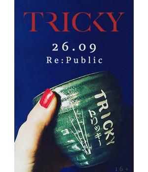 Tricky 26 сентября 2021 Клуб «RE:PUBLIC» Минск