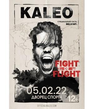 Kaleo 5 февраля 2022 Дворец Спорта Минск