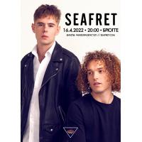 Seafret 16 апреля 2022 Клуб «RE:PUBLIC» Минск