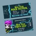 Билеты фирменные на Ваш концерт или мероприятие