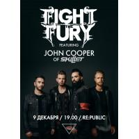 Fight The Fury 9 декабря 2018 Клуб «RE:PUBLIC» Минск