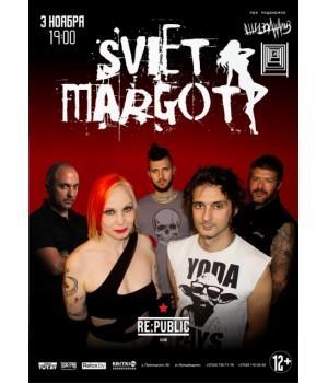 Sviet Margot 3 ноября 2018 Клуб «RE:PUBLIC» Минск