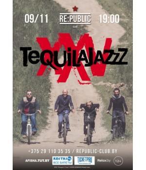 Tequilajazzz 9 ноября 2019 Клуб «RE:PUBLIC» Минск (фирменный билет)