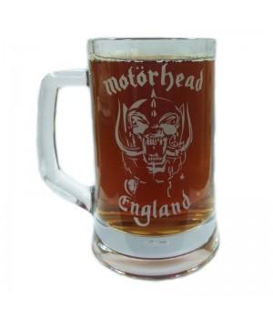 """Пивная кружка """"Motorhead"""""""