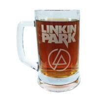 """Пивная кружка """"Linkin Park"""""""