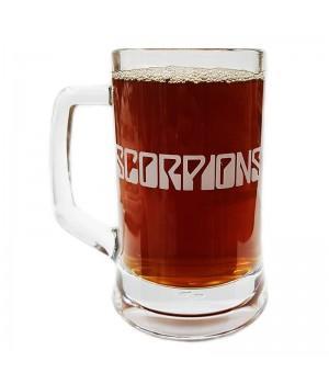 """Пивная кружка """"Scorpions"""""""